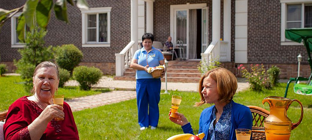 Северодвинск частный дом престарелых для оформления в дом престарелых куда обращаться
