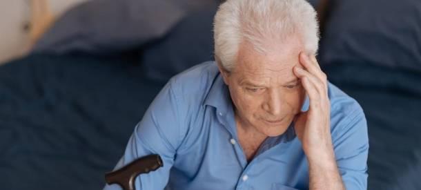 Плохо с памятью у пожилого человека