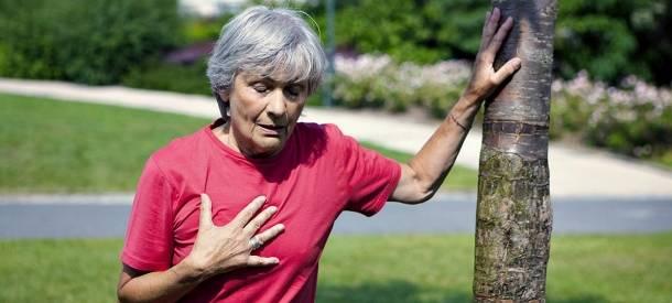 Одышка и удушье: причины нехватки воздуха – НаПоправку