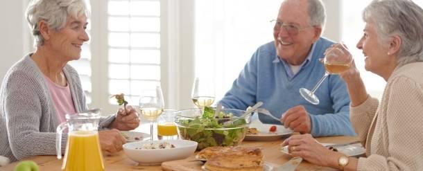 Питание и возраст 50 лет правила нюансы и особенности