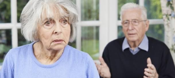 Старческое слабоумие симптомы и признаки у женщин