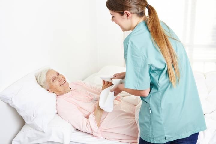 Что делать, если дома лежачий больной