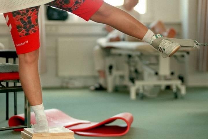 гимнастика после эндопротезирования тазобедренного сустава дома