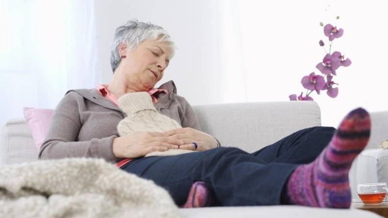 возрастное недержание мочи у женщин лечение