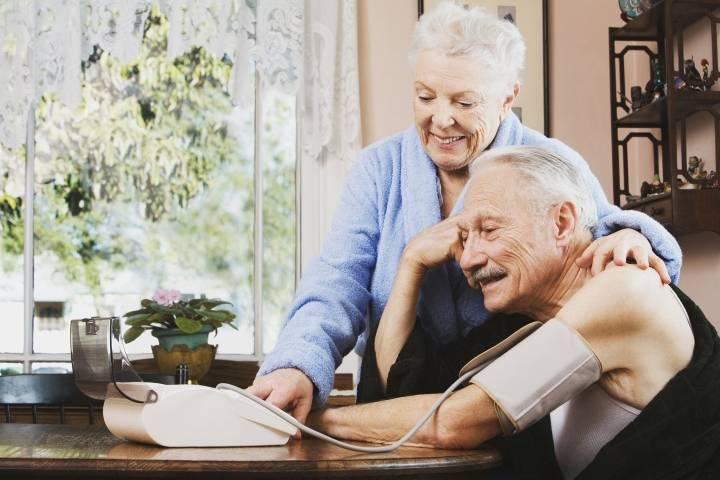 Лечение гипертонии у пожилых людей - схема в пожилом ...