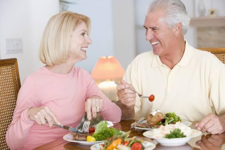 меню правильной диеты человека