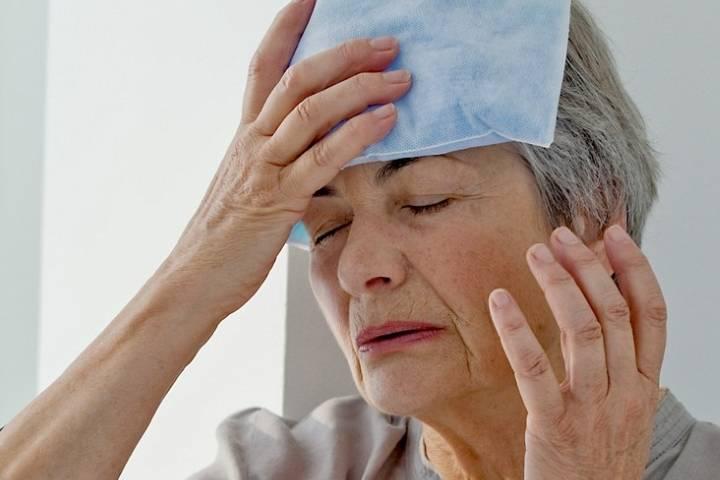 головокружение у пожилых людей причины и лечение