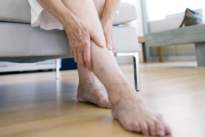 отеки ног у пожилых женщин