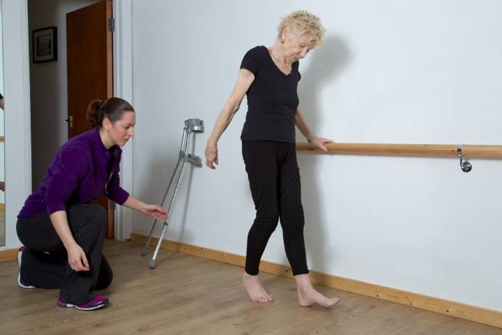 реабилитация после перелома бедра в домашних условиях