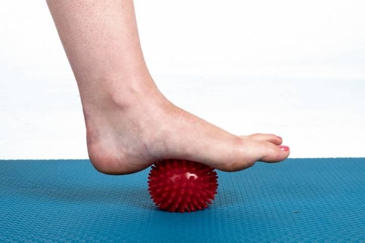упражнения после перелома лодыжки