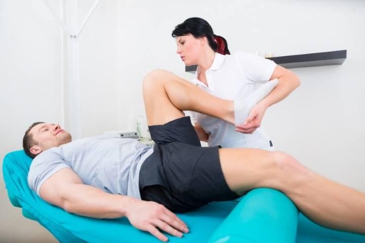 лечебная физкультура после операции на тазобедренном суставе