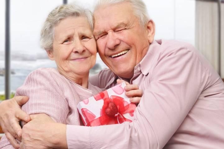 подарки для стариков