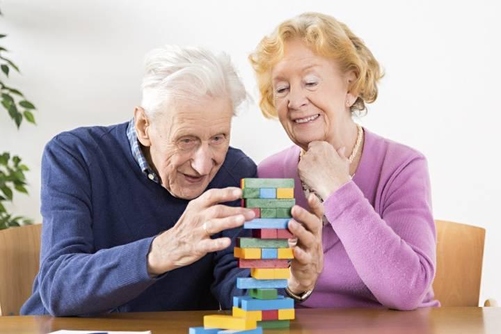 зарядка для мозга для пожилых