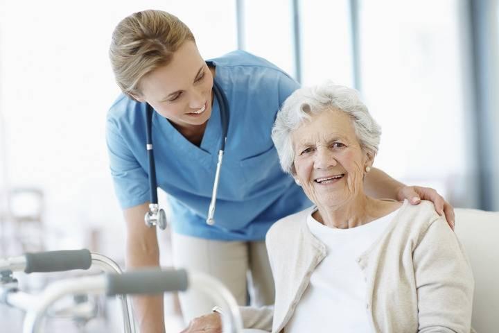 уход за пациентом с инсультом