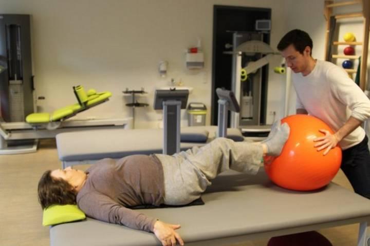 упражнения после замены тазобедренного сустава