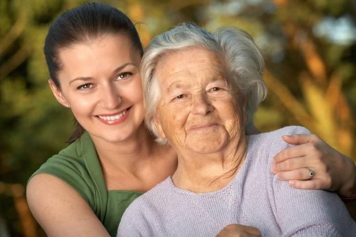 опекунство над пожилым человеком