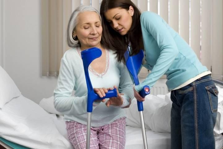 реабилитация после перелома бедренной кости