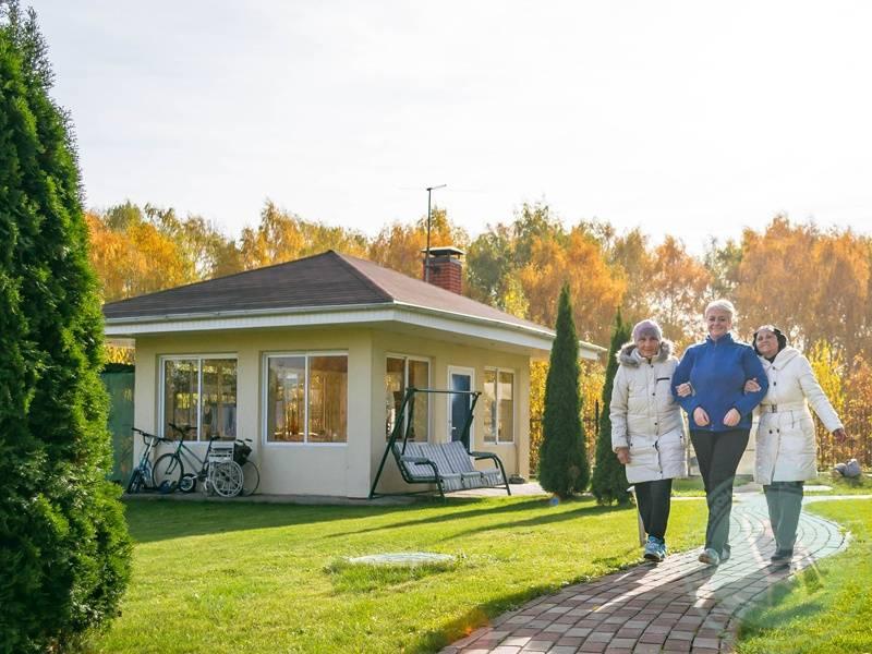 Дома престарелых в городе видное пеленки по уходу за лежачими больными