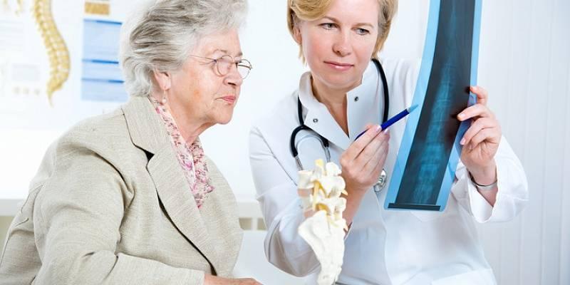 Лечение остеопороза у женщин после 50 лет