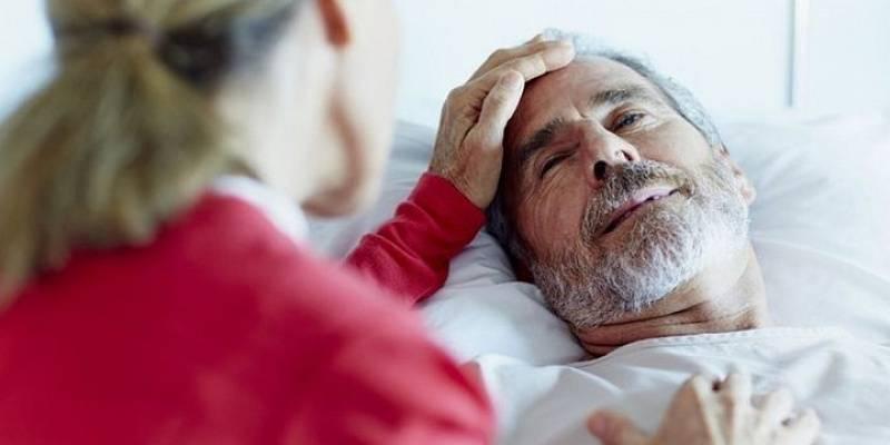 Уход за инсультными больными